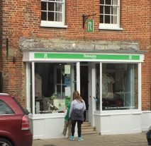 Petersfield shop