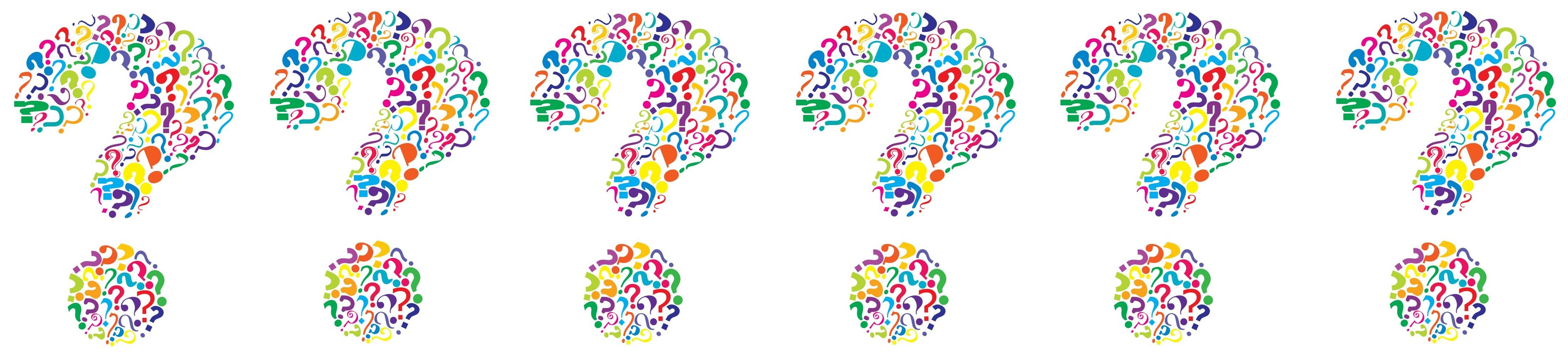quiz-question-marks