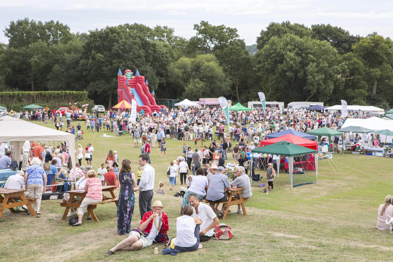 The Rowans Purbrook Summer Fete