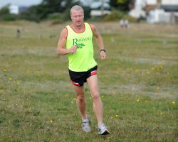 12/10/11 PM John Kinchen 50 of Hayling Island who is running 12 marathons in 12 months to raise money for the Rowans Hospice Picture: Paul Jacobs (113612-3)