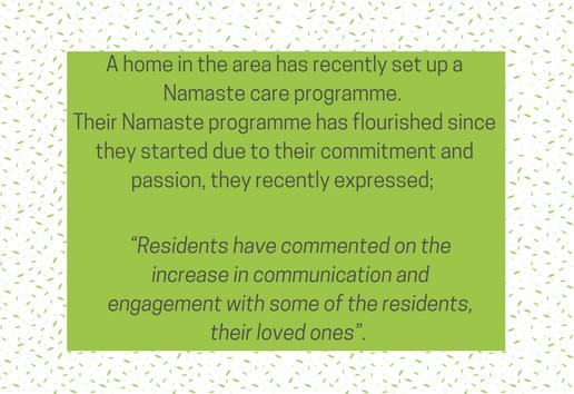 Namaste Care Programme