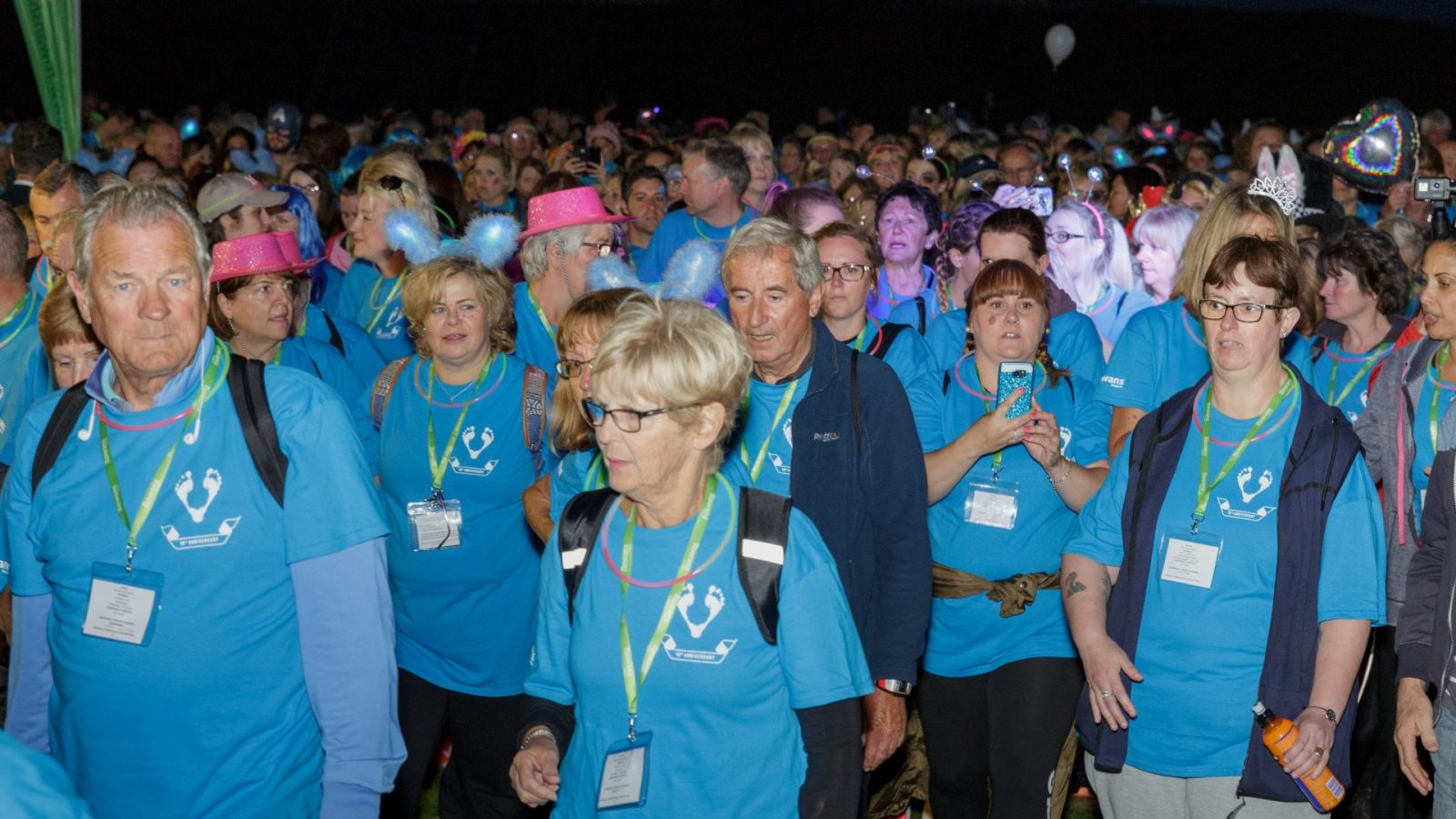 Moonlit Memories Walk 2017