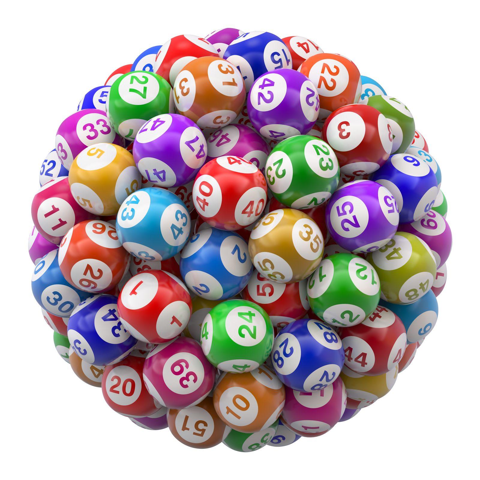 Lottery ball 365550023