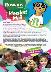 Meerkat mail front page2