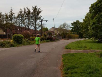 Running for Rowans