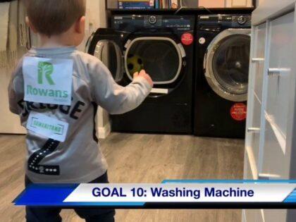 Goal 10 Washing Machine