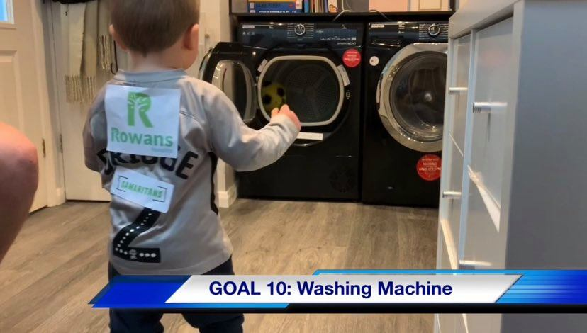 Goal 10 Washing Machine