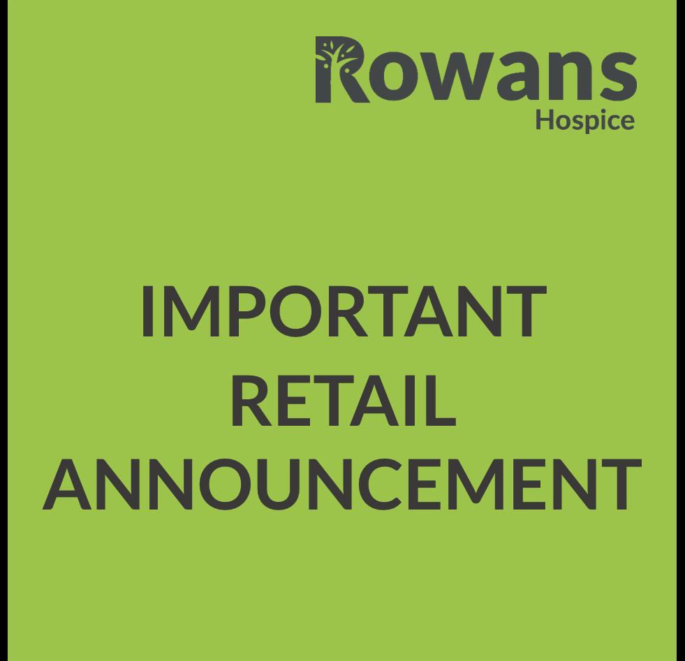 Retail Closure Announcement Insta