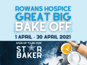 Website Home Page Rowans Great Big Bake Off