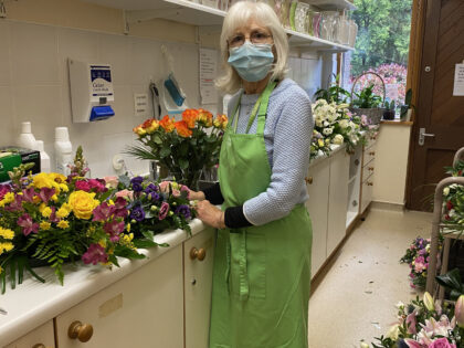 Lynda Wood Flowers