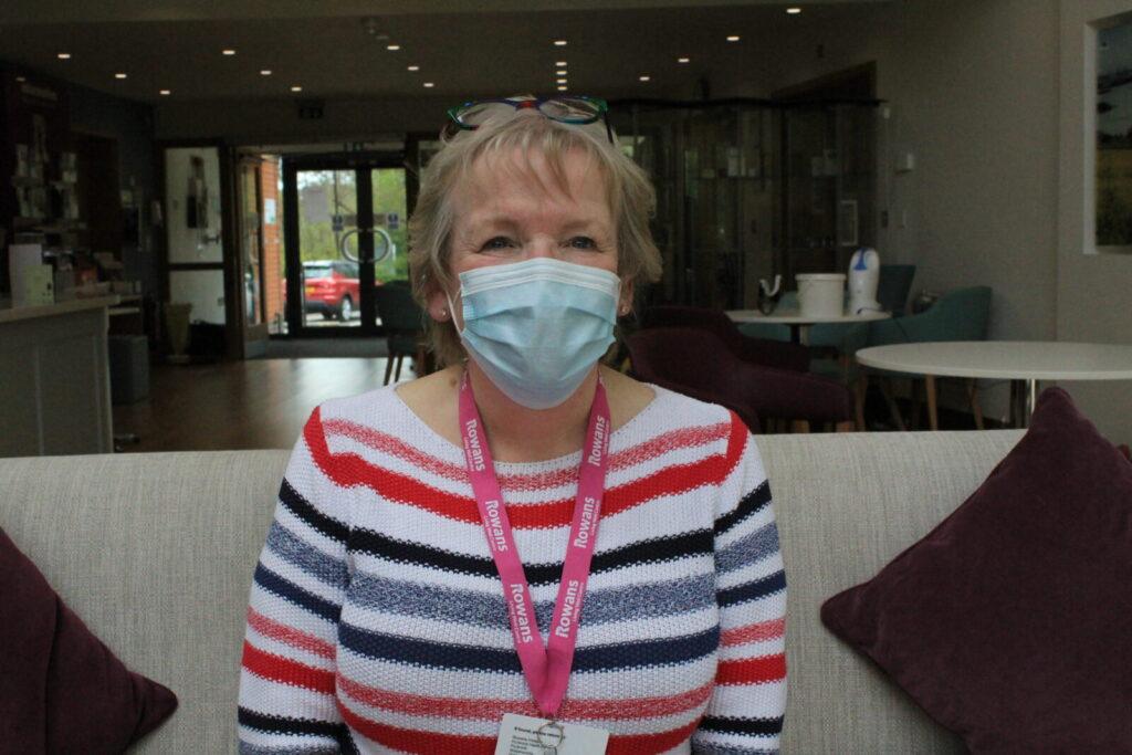 Margaret Meikle Volunteer